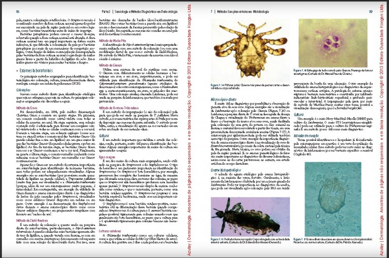 Dermatologia Azulay - 6ª Ed  2013